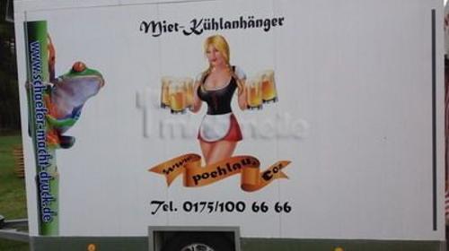 Kühl & Tiefkühlanhänger