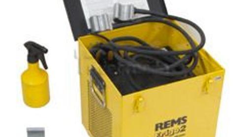 Rohreinfriergerät elektro