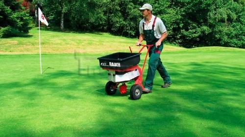 Sämaschine Schleuderstreuer für Rasen + Dünger