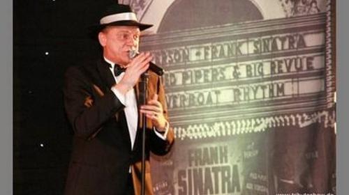 Sinatra Tributeshow - Soloshow der Superlative