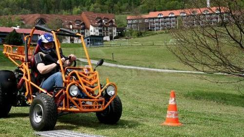 Crosskarts - Funparcoure zum Firmenevent