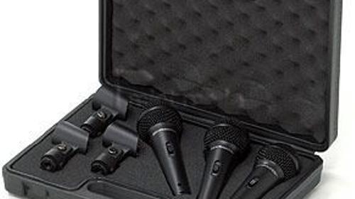 Mikrofon / Mikrofonkoffer Behringer XM1800 S