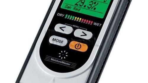 Feuchtigkeitsmesser - Messgerät - Feuchtigkeitsmes
