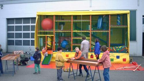 "Spielmobil ""Kiddy Fun"""