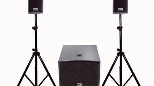 Musikanlage Lautsprecher, Partyanlage, Hochzeit