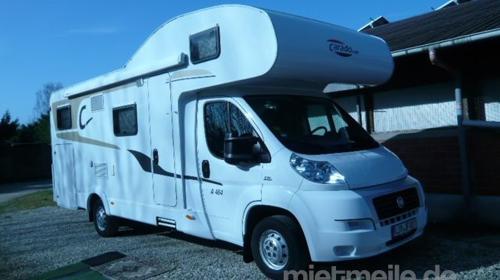 Reisewohnmobil Carado A - 464