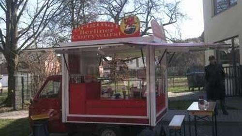 Currywurst Catering