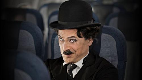 Charlie Chaplin Double Joseph Sternweiler