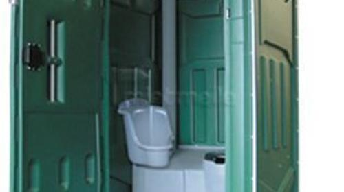 WC-Kabine, Toilette BUNDESWEIT Tip Top Service