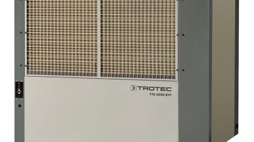 Kondenstrockner Trotec TTK 6000 BYF (Edelstahl)