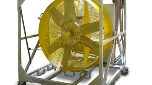 Axialventilator Windmaschine Trotec TTW 100000 Ex