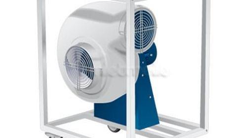 Radialventilator Trotec TFV 100 S