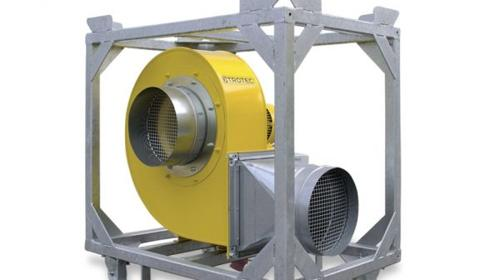 Radialventilator Trotec TFV 100