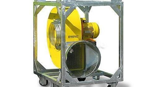 Radialventilator Trotec TFV 300
