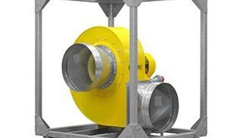 Radialventilator Trotec TFV 600