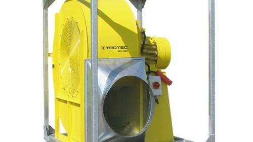 Radialventilator Trotec TFV 1200