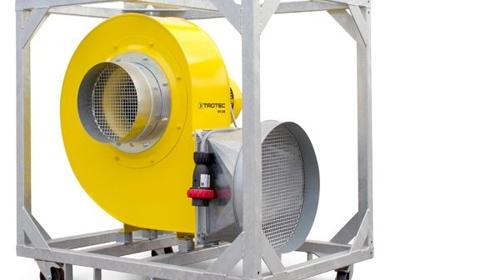 Radialventilator Trotec TFV 300 Ex