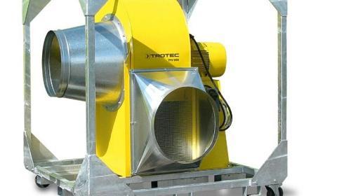 Radialventilator Trotec TFV 900 II Ex