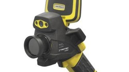 Wärmebildkamera IC0125LV mit Tele-Objektiv