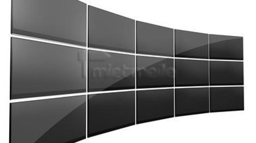 Stegloswände aus Steglos Display NEC X462UN mieten