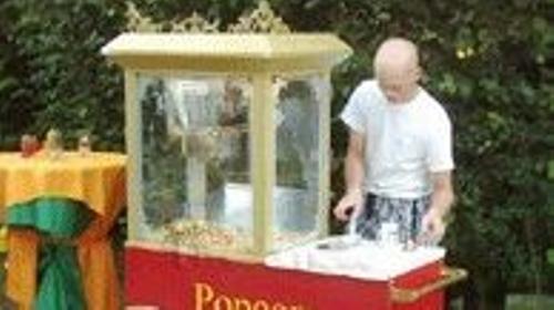 Popcornmaschine, Popcorn verleih, vermietung