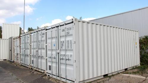 20' Lagercontainer