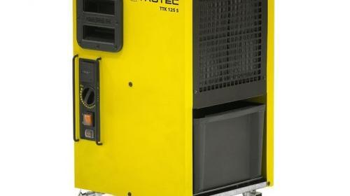Bautrockner Trotec TTK 125 S Entfeuchtungsgeräte