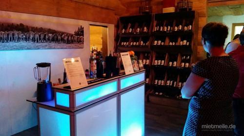 Mobile Cocktailbar für Stuttgart Ludwigsburg und Region