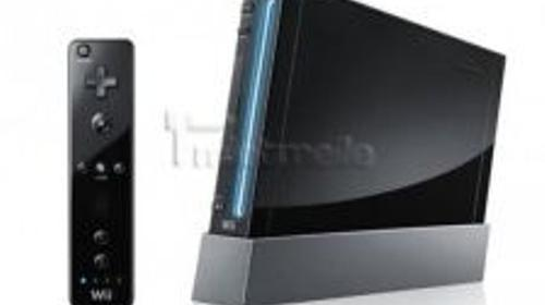 Nintendo Wii Black Edition