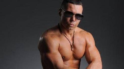 Stripper Ramires für Hamm - Dortmund - Marl - NRW