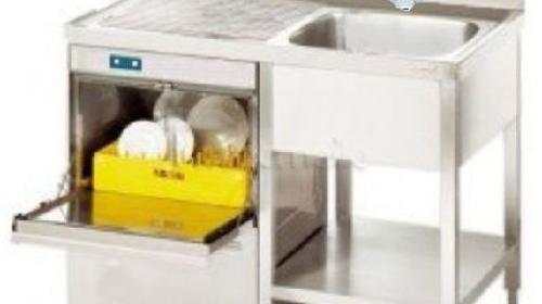 Spülcenter - Geschirrspülmaschine