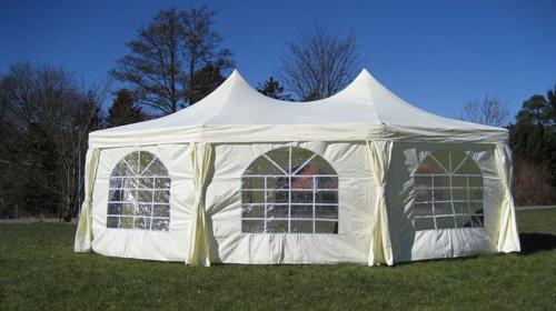 Zelt Festzelt Partyzelt für ca. 24 - 30 Personen