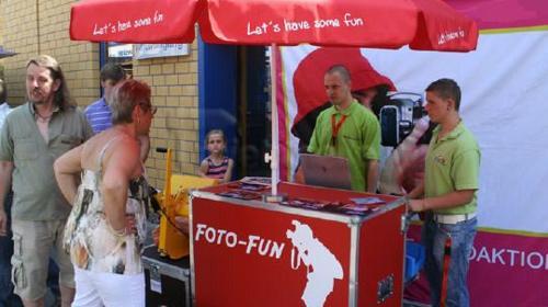 Foto Fun Aktion inkl. 2 Betreuer (6 Std.)