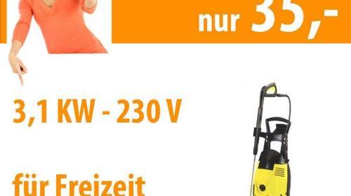 Kärcher Hochdruckreiniger HD 650 - max 150 bar - 9