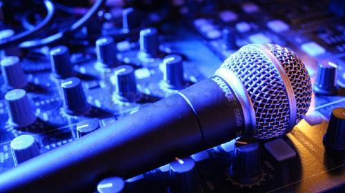 Shure SM Sprach- Mikrofon