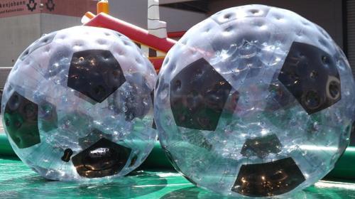 Powerballs / Laufbälle inkl. 1 Eventbetreuer