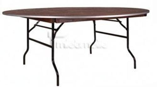 Banketttisch Tisch rund Durchmesser 180 cm