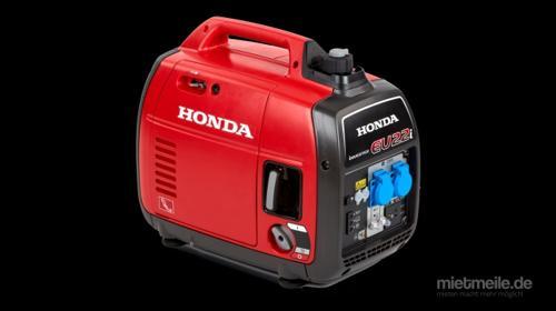 Stromerzeuger Honda EU22i Inverter Stromgenerator Stromaggregat