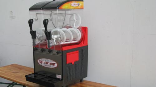 Slush Eis Maschine 2 x 12 Liter
