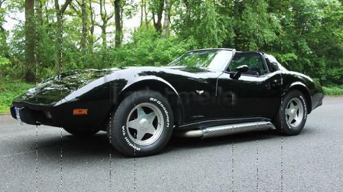Corvette C3 zum Selberfahren! Targa Version!