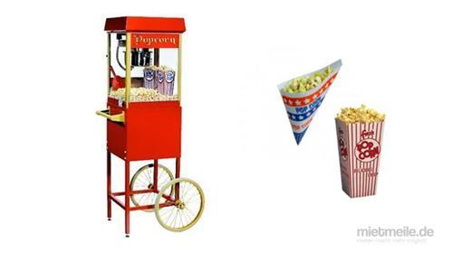 Popcornmaschine mieten im Raum Aachen / Köln / Düsseldorf /Verleih Popcorn Fun Food Maschine
