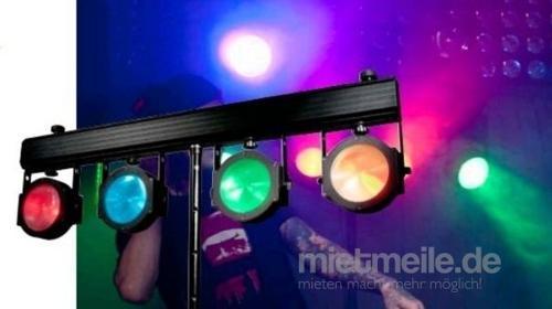 Profi LED- Lichtanlage