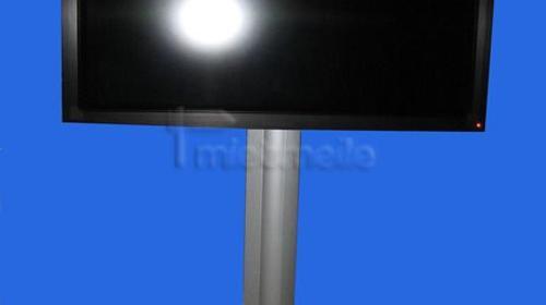 55 Zoll Multi-Touch Screen mieten (statt großes iPAD)