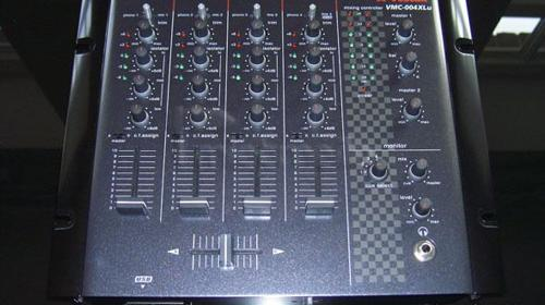 Vestax Disco Mixer VMC 004 XLU