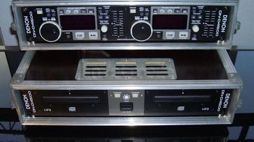 Denon Doppel-CD + MP3 Player DN D 4500