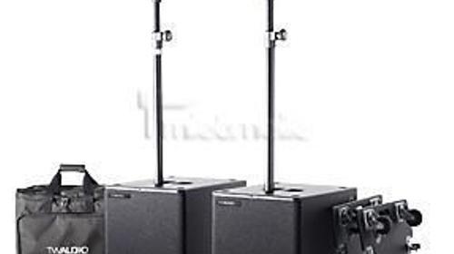 TW Audio M-Sys-Two, Tonanlage für bis zu 150 Pers.