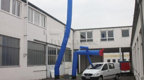 Skydancer einbeinig mit 6,00m Höhe