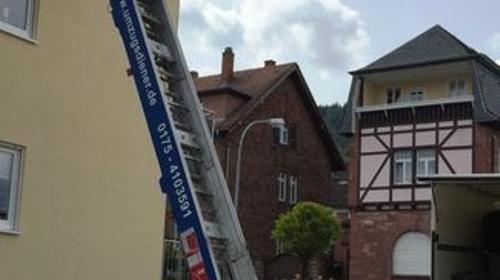 Möbelafuzug Materialaufzug Albisheim Flomborn