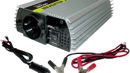 Stromgenerator » Stromerzeuger » Spannungswandler