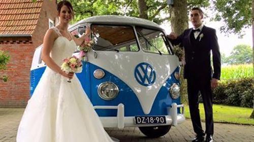 Oldtimer Bulli Mieten VW T1 Bus T2 Hochzeitsauto